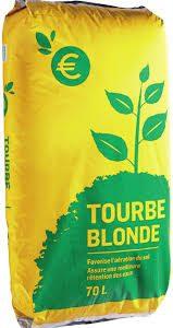 TOURBE BLONDE 70L