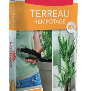 TERREAU REMPOTAGE 20L