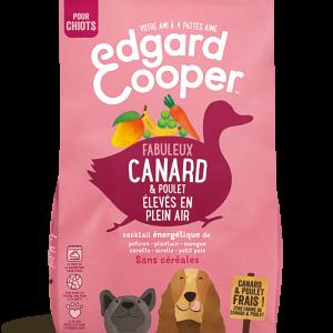 Canard & Poulet frais élevés en plein air (Sac de 12 Kg)