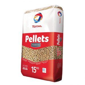 TOTAL PELLET PREMIUM (Sac de 15 Kg)