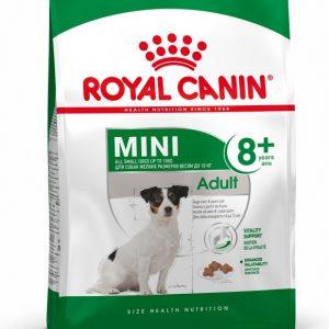 Royal Canin Mini Adult 8+ (Sac de 8 Kg)