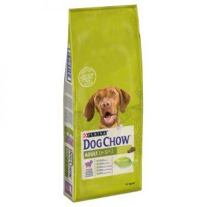 PURINA Dog Chow Adult, agneau (Sac de 14 kg)