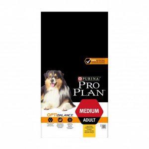 PURINA PRO PLAN Medium Adult OPTIBALANCE Poulet (Sac de 14 kg)