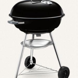 Barbecue à Charbon Compact Kettle Ø57 cm (noir)