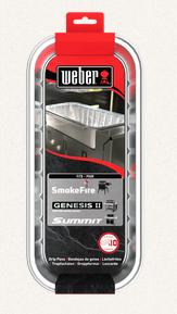 BARQUETTES ALU SMOKEFIRE SUMMIT (x10)